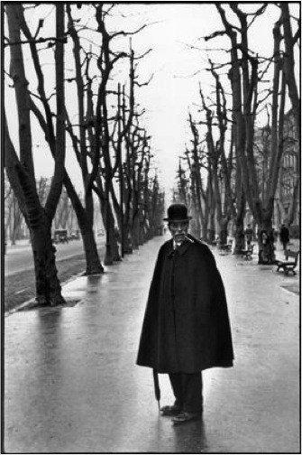 Street Photography - Henry Cartier Bresson Marsiglia