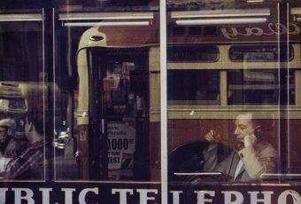 Saul Leiter : un fotografo da scoprire.