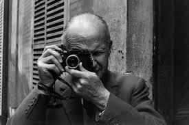 Henri Cartier-Bresson : l'occhio, la mente e il cuore.